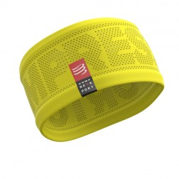 Compressport Headband On/Off V2 yellow