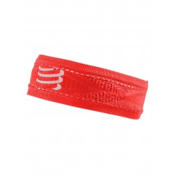 Compressport Thin Headband on/off red
