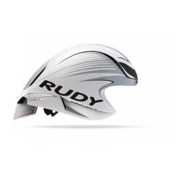Rudy Project kask Wing57 biały / daszek Visor