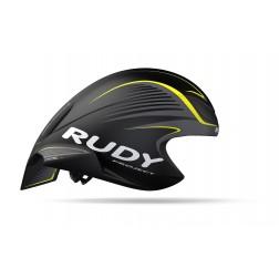 Rudy Project kask Wing57 czarny / daszek
