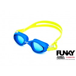 Funky okulary pływackie dziecięce Star Swimmer Bubblez