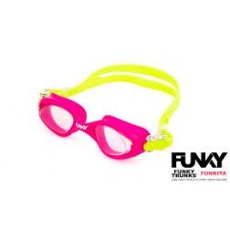 Funky okulary pływackie dziecięce Star Swimmer Airy Fairy
