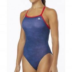 TYR kostium pływacki Sandblasted Diamondfit