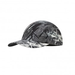 Buff Czapka Pro Run Cap R-City Jungle Grey