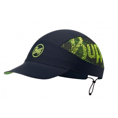 Buff Czapka Pack Run R-Flash Logo black