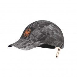 Buff Czapka Pack Run R-City Jungle Grey