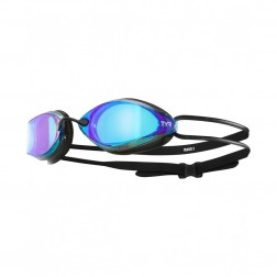 TYR okulary TRACER-X Racing Mirrored Blue/Black