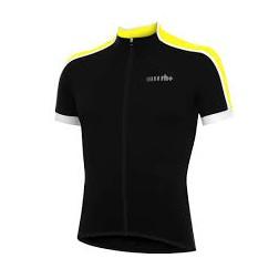 Zero RH+ koszulka kolarska Prime Jersey FZ white-acid yellow