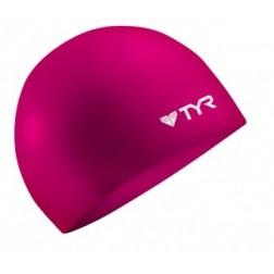TYR Czepek Wrinkle-Free pink
