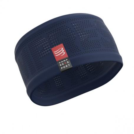 Compressport opaska na głowę On/Off Headband Blue