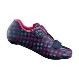 Shimano buty damskie SH-RP501 kropki