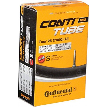Continental dętka Tour 28 presta 42mm 32/47-622