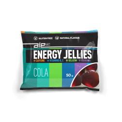 ALE JELLIES – żelki o smaku coli z kofeiną i guaraną