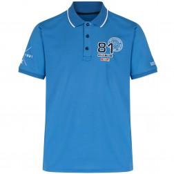 Regatta koszulka męska Tremont Coastal Blue