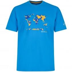 Regatta koszulka męska Fingal II Hydro Blue