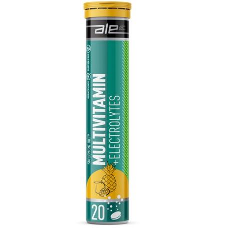 Ale Multivitamin + Elektrolity tabletki 20 szt