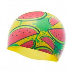 TYR czepek pływacki Watermelon