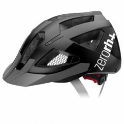 Zero RH+ kask rowerowy BLACK COMBO Matt Black
