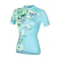 Zero RH+ Koszulka rowerowa damska Venus Lite Sky