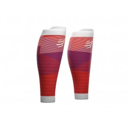 Compressport opaski na łydki OXYGEN R2V2 Orange