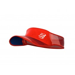 Compressport daszek UltraLight Visor Blood Orange