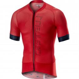 Castelli koszulka kolarska Climbers 2.0 czerwona