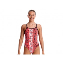 Funkita strój kąpielowy damski Sea Snake Diamond Back