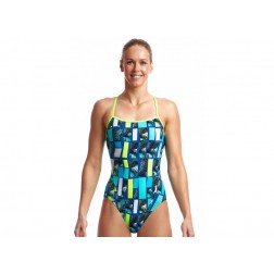 Funkita strój kąpielowy Tropic Tower Single Strap