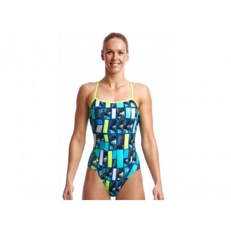 Funkita strój kąpielowy Tropic Tower Single Strap