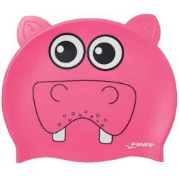 Finis czepek dziecięcy Animal Heads Hippo