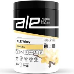 ALE białko serwatkowe Whey Vanilla 600g