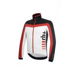 Zero RH+ kurtka kolarska Logo Evo black-white-red