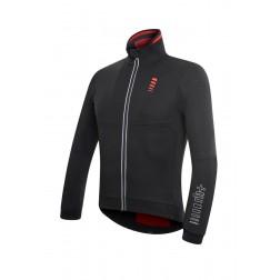 Zero RH+ kurtka kolarska PW Omega Lite Soft Shell Jacket black-lime