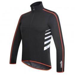 Zero RH+ kurtka kolarska AirX Rain Shell black-red