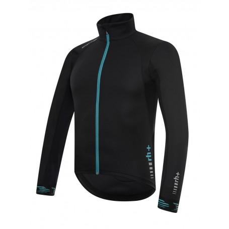 Zero RH+ kurtka kolarska Shark Jacket black-water green