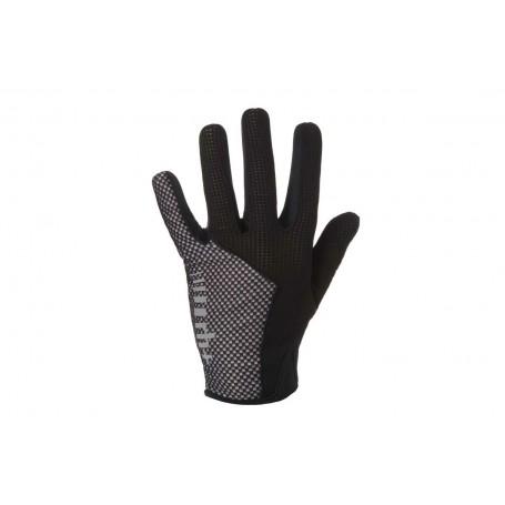 Zero RH+ rękawiczki rowerowe Delta Trail Glove black/carbon