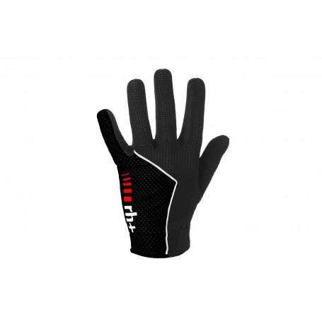 Zero RH+ rękawiczki rowerowe Delta Trail Glove black/white