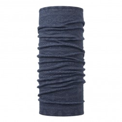 Buff Chusta Merino Wool Lightweight Edgy Denim