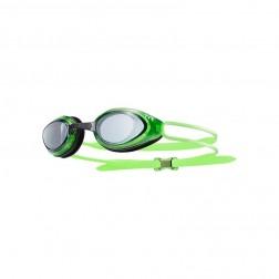 TYR okulary pływackie Blackhawk Racing Smoke/Fluo Green