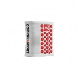 Compressport Sweat Band White/Red