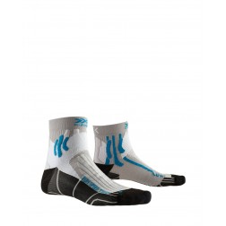 X-SOCKS Skarpetki Run Speed Two 4.0 Pearl Grey