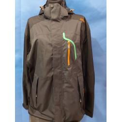 CMP kurtka damska Zip Hood Jacket black
