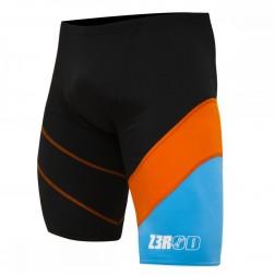 Zerod spodenki pływackie Jammer Black/Atoll/Orange