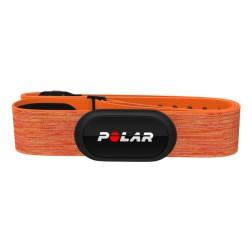 Polar sensor tętna H10 pomarańczowy M-XXL
