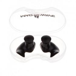 Mad Wave zatyczki do uszu Ear Plugs czarne