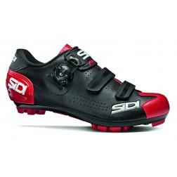 SIDI Buty MTB Trace 2 czarno-czerwone