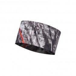 Buff Opaska Coolnet UV+ Headband Jungle Grey