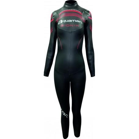 Aquaman pianka triathlonowa Bionik 2020 damska