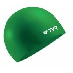 TYR Czepek Wrinkle-Free green