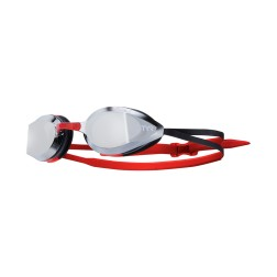 TYR okulary pływackie Edge-X Racing Mirrored silver/black